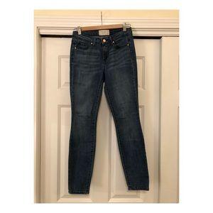 Rachel Roy Icon Skinny Blue Jeans